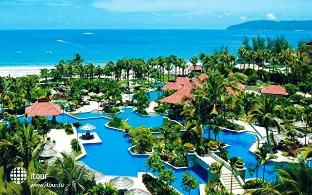 Marriott Resort & Spa Sanya 2