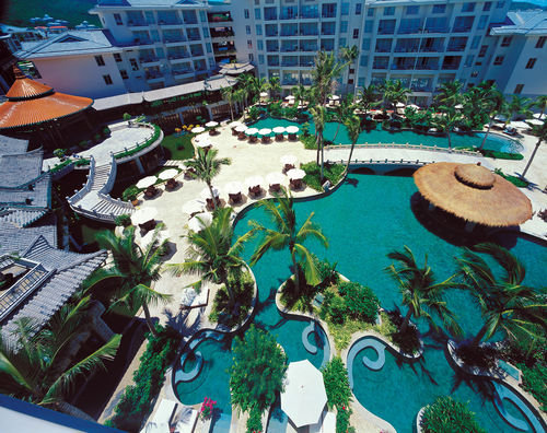 Huayu Resort & Spa Yalong Bay Sanya (ex Crown Plaza) 5