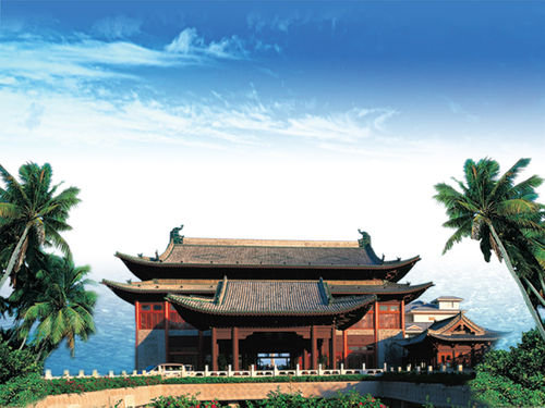 Huayu Resort & Spa Yalong Bay Sanya (ex Crown Plaza) 1