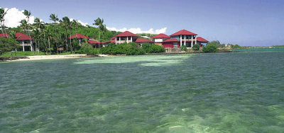 Le Cap Est Lagoon Resort & Spa  1