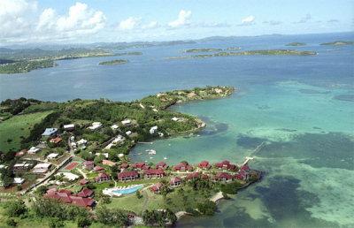 Le Cap Est Lagoon Resort & Spa  8
