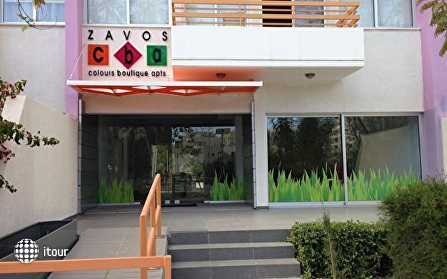 Zavos Colours Boutique Apartments  8