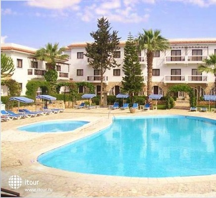 Lysithea Hotel Apartments 1