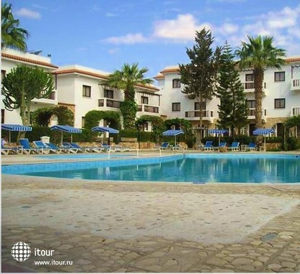 Lysithea Hotel Apartments 9