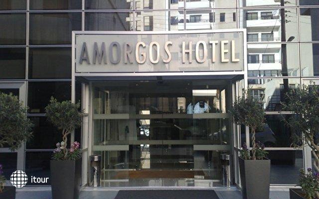Amorgos Boutique Hotel 1