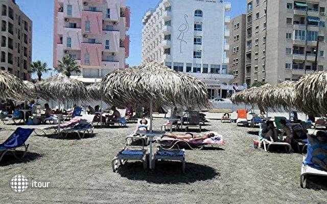 Flamingo Beach 2