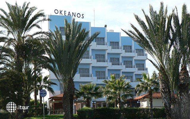 Oceanos Beach Hotel 10