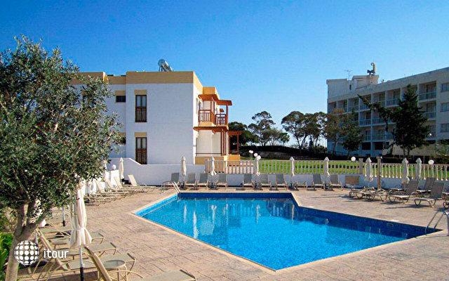 Soho Hotel Apartments 1