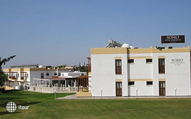 Soho Hotel Apartments 8