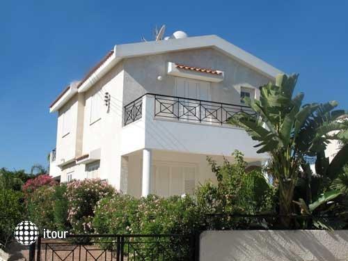 Villa Fittonia 1