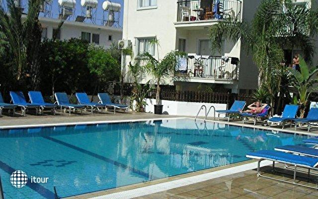 Pavlinia Hotel & Apartments  8