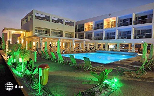 Nelia Gardens 3 КипрАйяНапа Рейтинг отелей и