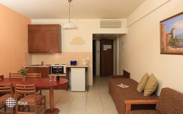 Vangelis Hotel Apts 6