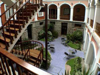 Hotel Patio Andaluz 3 3