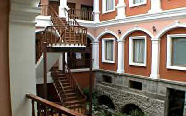 Hotel Patio Andaluz 3 9