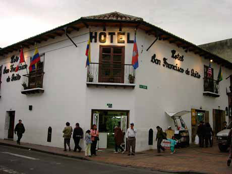 Hotel San Francisco De Quito 1