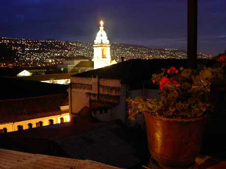 Hotel San Francisco De Quito 2