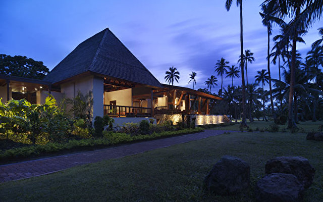 Shangri-la's Fijian Resort And Spa 4