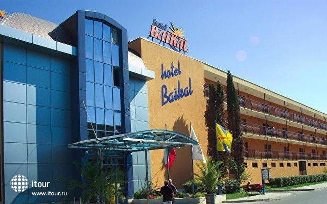 Baikal Hotel 1