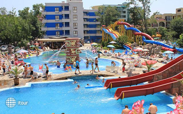 Kuban Hotel Sunny Beach 2