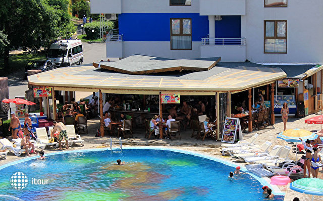 Kuban Hotel Sunny Beach 6