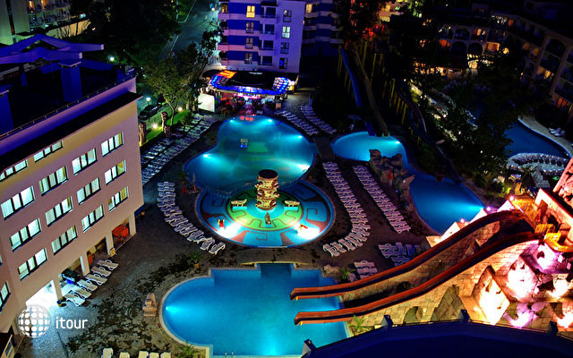 Kuban Hotel Sunny Beach 5