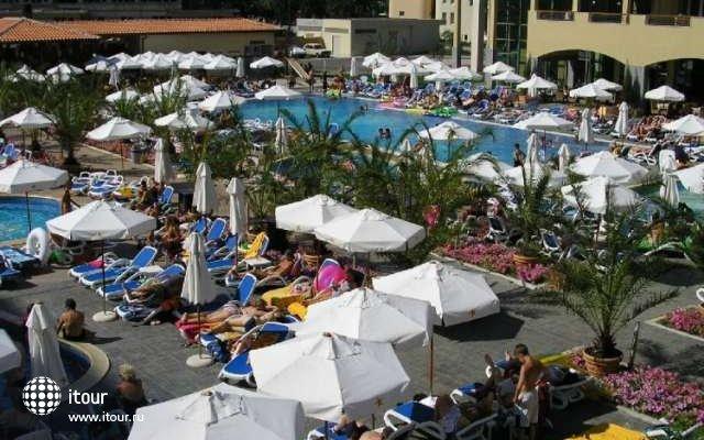 Iberostar Sunny Beach Resort 4