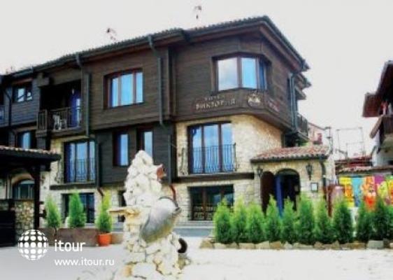 Victoria Hotel Nesebar 1