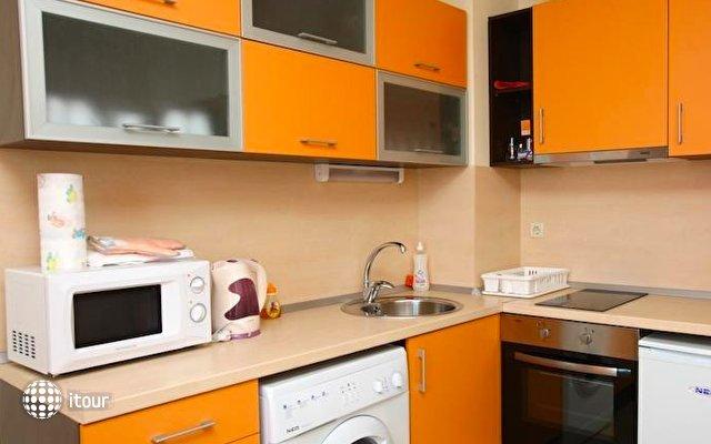 Aparthotel Belvedere 3