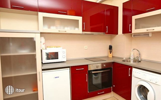 Aparthotel Belvedere 5