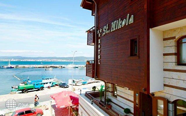 St. Nikola Hotel 10