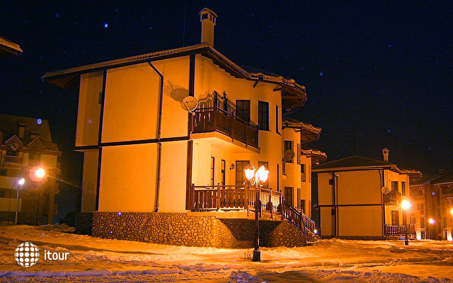 Bansko Castle Lodge 8