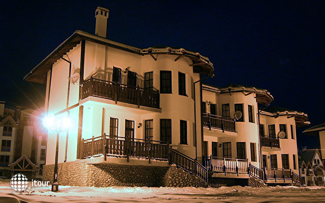 Bansko Castle Lodge 9