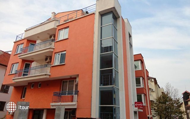 Hotel Antares 1