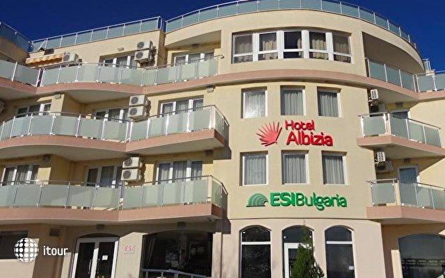 Albizia Beach Hotel 1