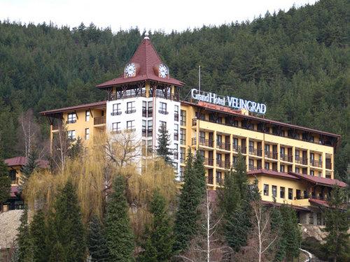 Velingrad Grand Hotel  1