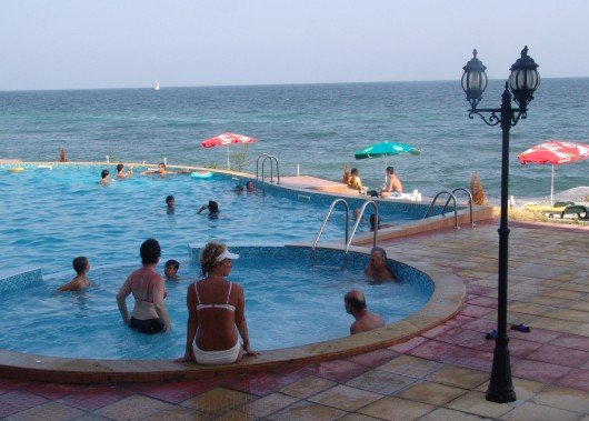 Interhotel Pomorie Beach 9