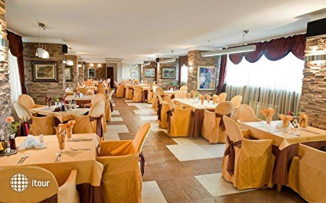 Hissar Spa Hotel 9