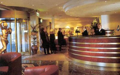 Rica Oslo Hotel 4