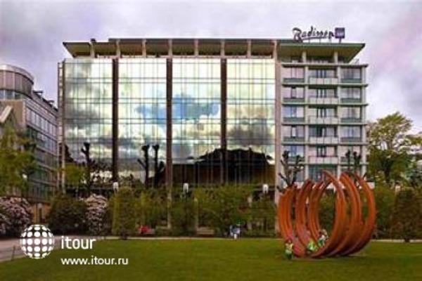 Radisson Blu Hotel Norge 2