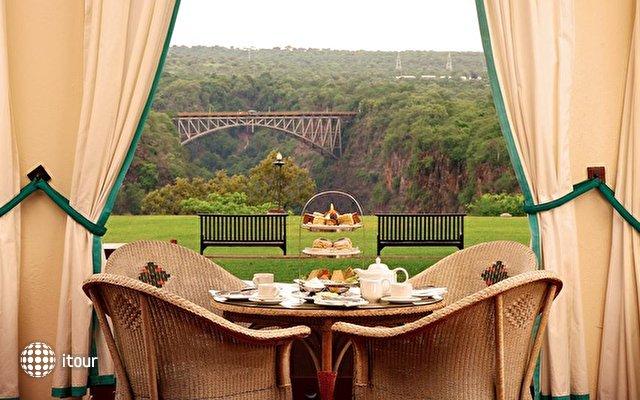 The Victoria Falls Hotel 5