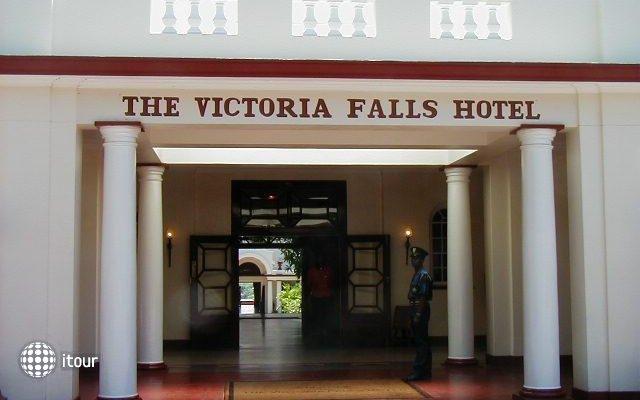 The Victoria Falls Hotel 6