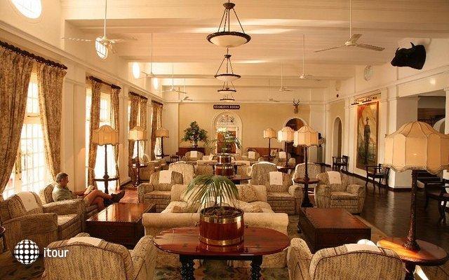 The Victoria Falls Hotel 7
