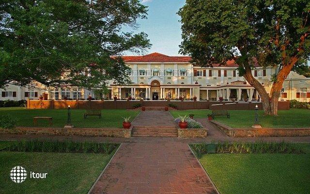 The Victoria Falls Hotel 1