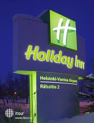 Holiday Inn Helsinki Vantaa Airport 4