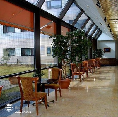 Holiday Inn Helsinki Vantaa Airport 10