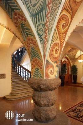 Glo Hotel Art (ex. Linna) 6