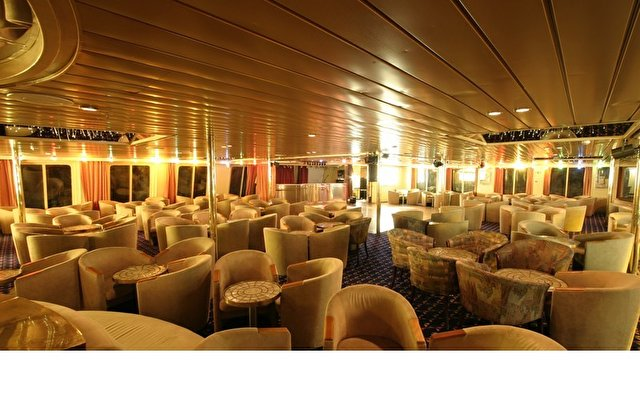 паром Tallink Silja «europa» - Tallink Silja «galaxy» 8