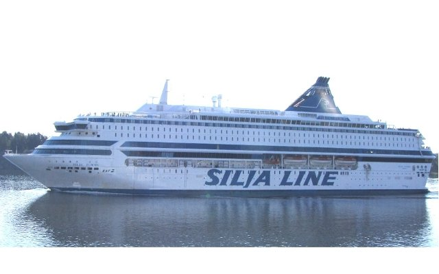 паром Tallink Silja «europa» - Tallink Silja «galaxy» 1