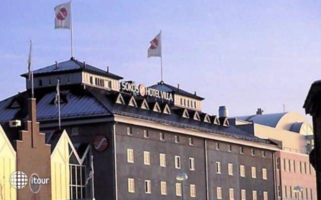 Sokos Hotel Villa 1